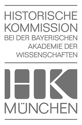 Historical Commission at the Bavarian Academy of Sciences and Humanities, logo