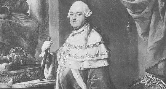 Kurfürst Karl Theodor von Pfalz-Bayern (1724 – 1799) | © BSB/Bildarchiv
