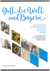 Obtainable at the exhibition or from booksellers | Gott, die Welt und Bayern