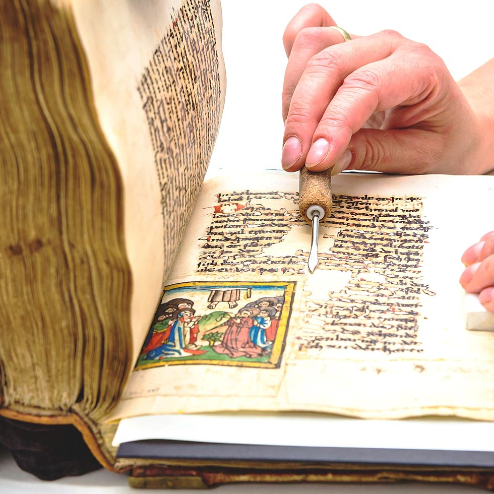 european research center for book and paper conservation-restoration
