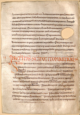 Codex Velseri | © BSB/Clm 3514
