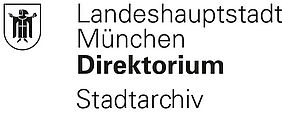 City Archive of Munich, logo