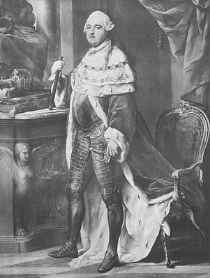 Elector Karl Theodor of Palatinate-Bavaria (1724 – 1799) | © BSB/ Image Archive