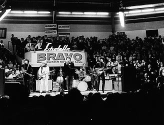 Concert of the Rolling Stones at Zirkus Krone, 1965 | © BSB/ Image archive