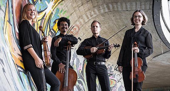 Zentaur-Quartett | © Florian Fitz