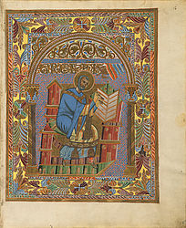 Sacramentary of Henry II | © BSB/ Clm 4456