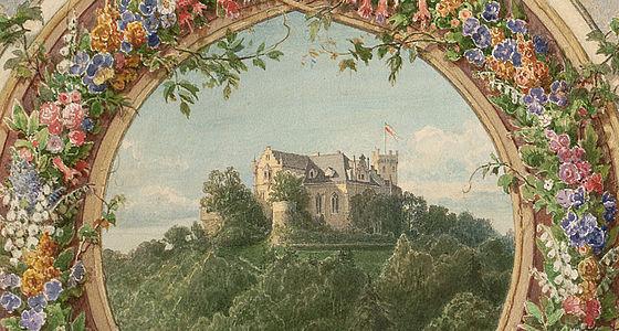 © BSB – Coburg, Landesbibliothek, Einband-Slg./F61, 136