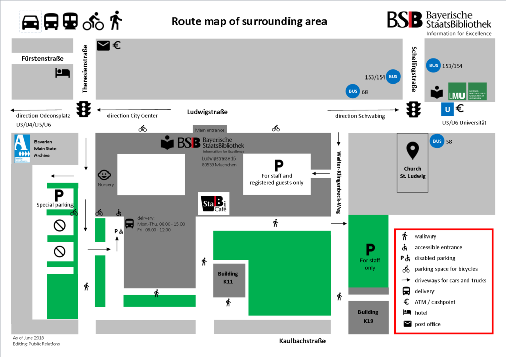 Location map | © BSB