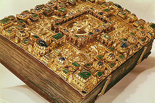 Codex aureus | © BSB/Clm 14000