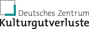 Deutsches Zentrum Kulturgutverluste (German Lost Art Foundation), logo