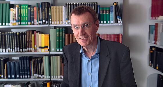Prof. Dr. Michael Friedrich | © Michael Friedrich