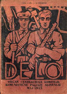 "Journal of the Central Committee of the Communist Party of Slovenia ""Delo"", number 2 of May 1942 