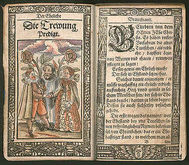 Collection of German printed literature | © BSB