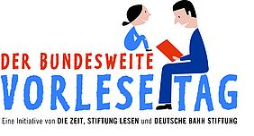 Germany-wide reading day on 20 November 2020, logo | © Stiftung Lesen
