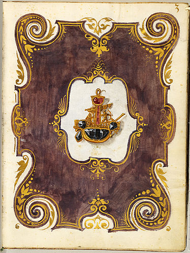 Book of gems of Duchess Anna of Bavaria | © BSB/ Cod.icon. 429