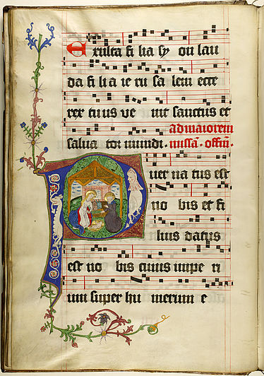 © City Library of Nuremberg/ Cent. V, App. 34p, fol. 20v