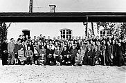 Annual staff outing of the Bayerische Staatsbibliothek, 1938 | © BSB/ Image Archive