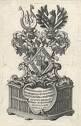 Exlibris Altdorf, library of the university | © BSB