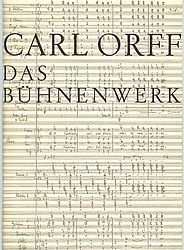 Number of item 002 | Carl Orff