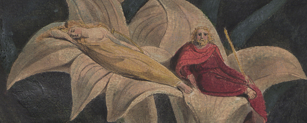 William Blake: The Song of Los. Lambeth, 1795 | © BSB/Chalc. 160