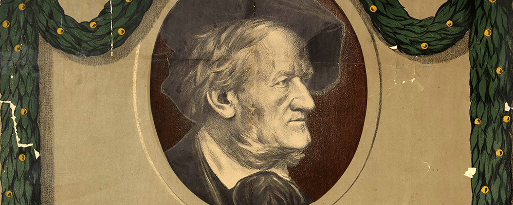 Richard Wagner festival from 8 August to 14 September 1903: Prince Regent Theatre Munich 1903. Munich, 1903 | © BSB/ Tab. IV,8