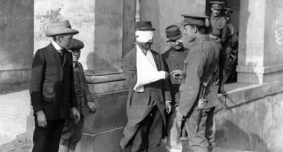 © Adam Matthew Digital/Mirrorpix (The First World War, http://www.firstworldwar.amdigital.co.uk/Documents/Details/MG_26_2299)