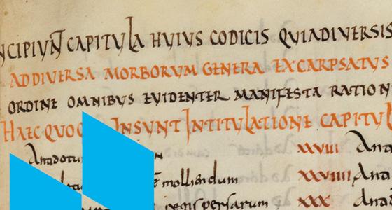© BSB – Bamberg, Staatsbibliothek, Msc.Med.1