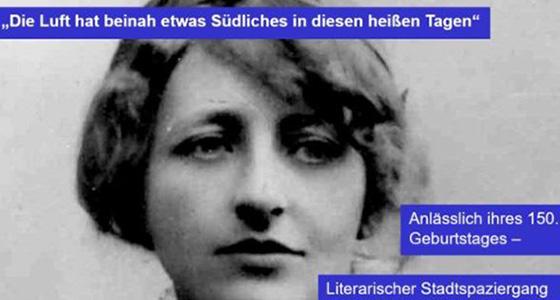 Franziska zu Reventlow (1871 – 1918) | © Literaturportal Bayern/Archiv Monacensia